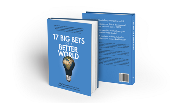photo of Big Bets book