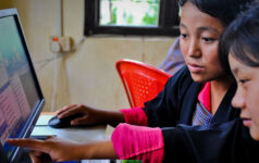 ICT skills for girls in SE Asia