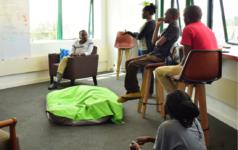 Dalberg startup in Nairobi