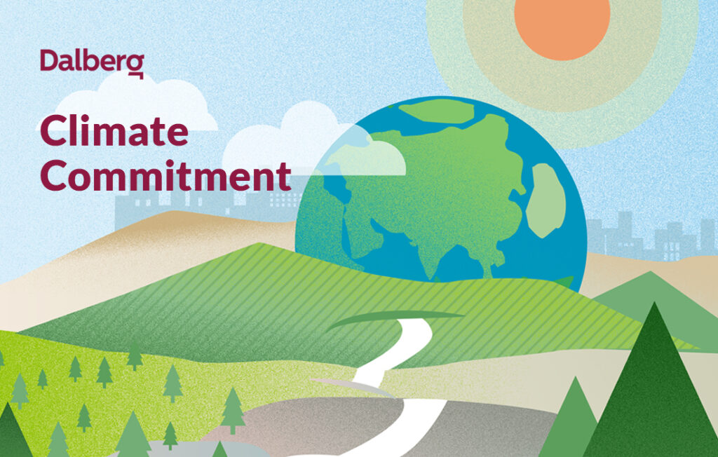 Dalberg climate commitment Earth Day2020