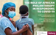 African philanthropy report