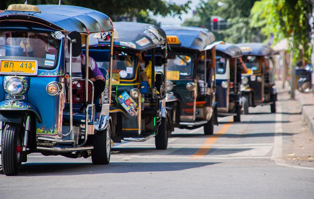 CASE STUDY | Electric tuk-tuks in Bangkok